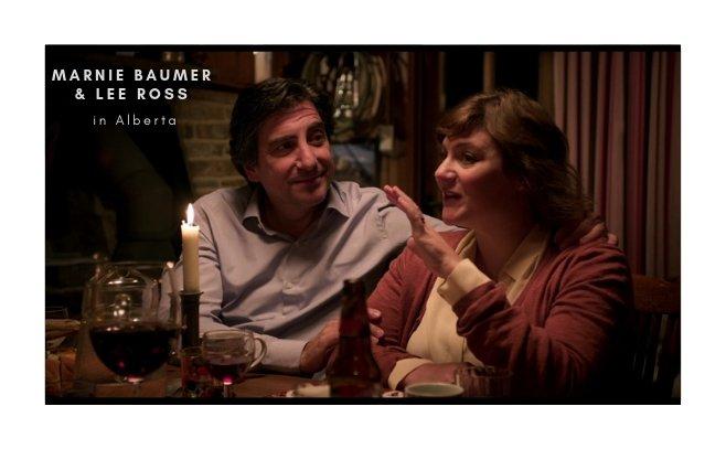 Marnie Baumer website Alberta banner