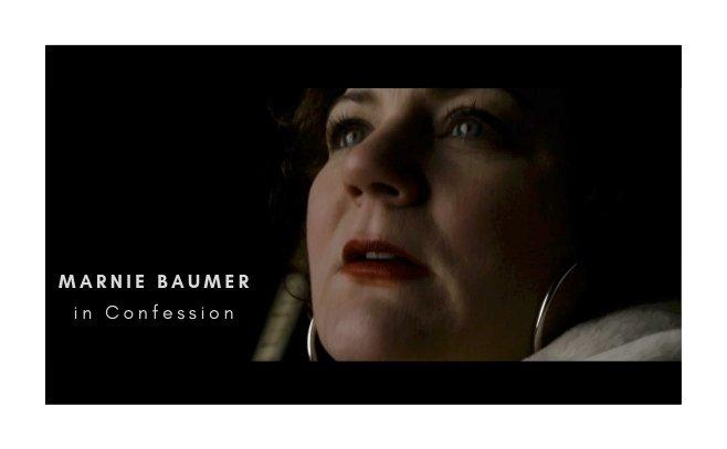 Marnie Baumer website Confession Banner lookup