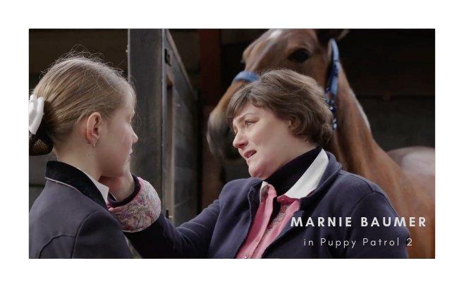 Marnie Baumer website Puppy Patrol 2 banner kind